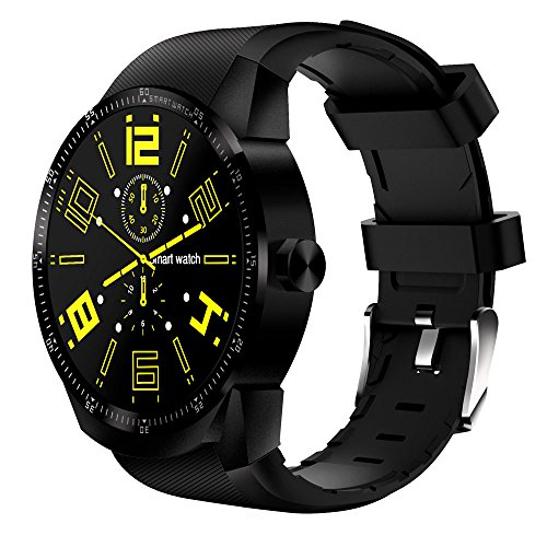 Hanbaili Bluetooth Smart Watch K98H Waterproof Sport Sleep Monitor Pedometer Wristband for Android IOS