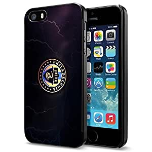 Soccer MLS PHILADELPHIA UNION SOCCER CLUB FOOTBALL FC, Cool iPhone 4s 4s Smartphone Case Cover