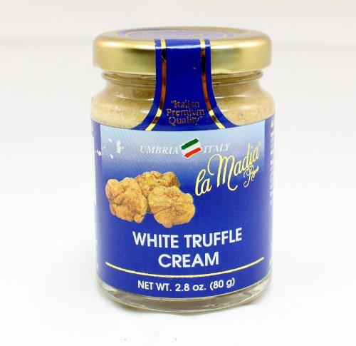 Coluccio White Truffle Cream | 80gr