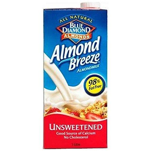 Blue Diamond Almond Breeze - Unsweetened Original - 32 oz