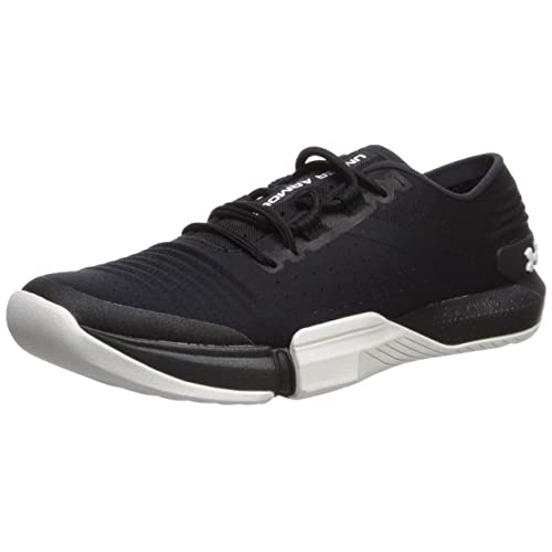 Under Armour Tribase Reign Zapatillas Deportivas para Interior para Mujer Negro Black White 001 35 5 EU