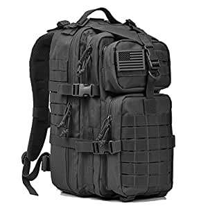 Military Tactical Backpack Assault Pack Army Molle Bug Out Bag Backpacks Rucksack Daypack