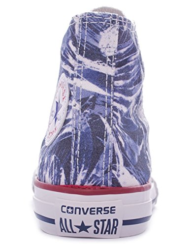Chuck Taylor Hi Canvas Graphic unisex erwachsene, canvas, sneaker high, 36 EU Converse