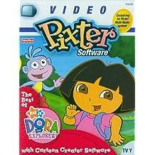 Pixter Multi-Media System Video: Dora the Explorer