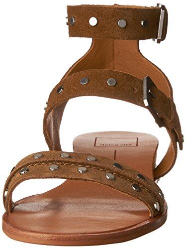 Flat Women's Sandals Prim Vita Dolce Olive qP0tvt