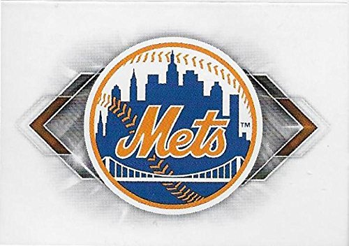 2018 Topps Stickers #158 New York Mets Team Card