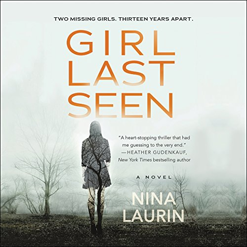 Girl Last Seen cover
