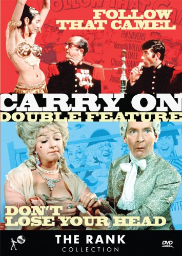 Carry On...Follow That Camel / Carry On...Don't Lose Your Head (DVD)