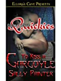Front cover for the book To Kiss a Gargoyle by Sally Painter