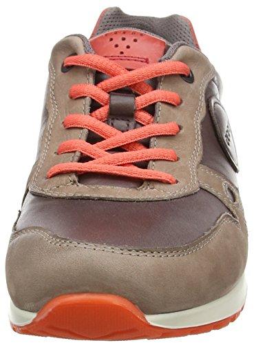 ECCO Ecco Cs14 Ladies - Zapatillas Mujer Beige (WOODROSE/DUSTYPURPLE/CORALBLUSH 59535)