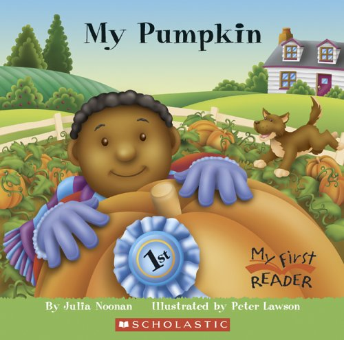 Read Online My Pumpkin (My First Reader) ebook