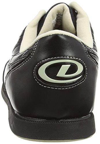 Dexter Turbo II - Zapatos de bolos para hombre negro - negro y verde