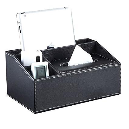 Amazon unionbasic multifunctional desk organizer pad unionbasic multifunctional desk organizer pad notebook file box holder business cardpen colourmoves