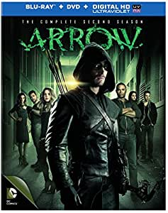 Arrow: Season 2 (Blu-ray + DVD + Digital HD)