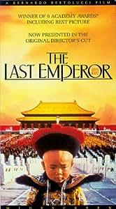 The Last Emperor - Director's Cut [VHS]
