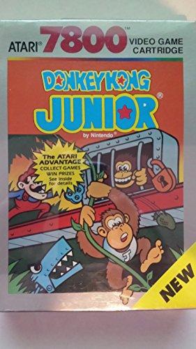 Donkey Kong Jr. (Atari 7800)