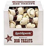 Ranch Rewards 35 Piece Rawhide Bone Toy, 6-7''