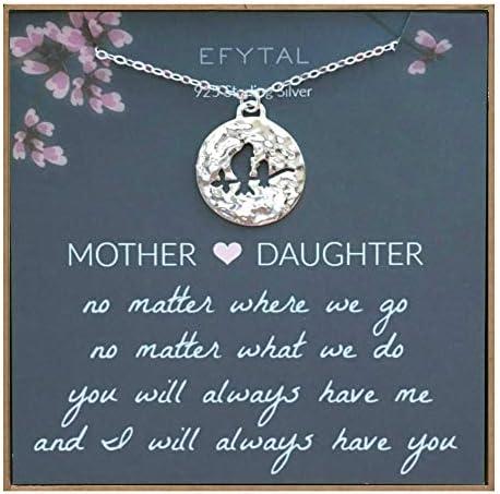 EFYTAL Mom Sterling Necklace Necklaces product image