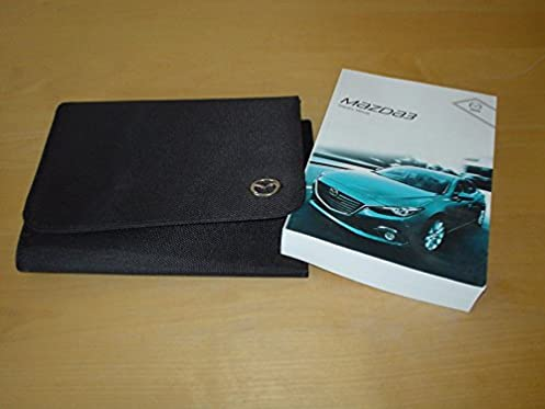 mazda3 mazda 3 owners manual handbook 2013 2016 not haynes rh amazon co uk mazda 3 owners manual pdf mazda 3 owners manual 2007