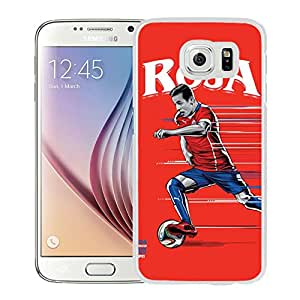Worldcup Chile (2) Durable High Quality Samsung Galaxy S6 Case