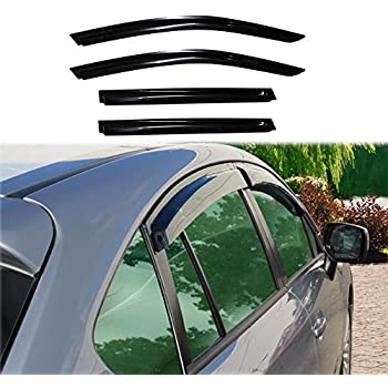 Auto Ventshade 94375 Ventvisor Deflector 4 pc Fits 14-18 Forester