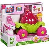 Mega Bloks First Builders Lil' Princess Magic Carriage