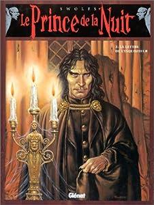 """Afficher """"Le prince de la nuit n° 2 La lettre de l'inquisiteur"""""""
