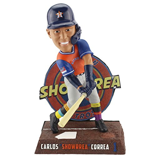 Mlb Bobble Head - Forever Collectibles Carlos Correa Houston Astros Players Weekend - Showrrea Bobblehead MLB