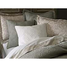 Peacock Alley Lucia Coverlets in White Color (King Size)