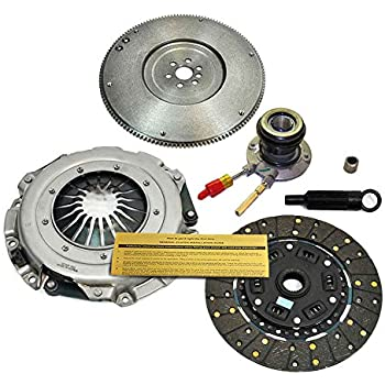 EFT CLUTCH KIT & SLAVE CYL & HD FLYWHEEL 96-01 CHEVY S-10 GMC SONOMA PICKUP 2.2L