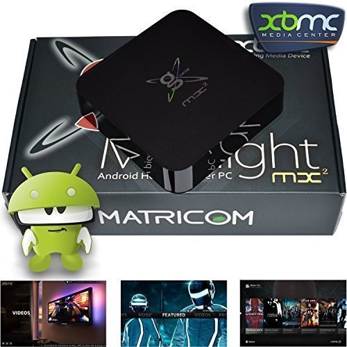 Matricom G Box MX2 Android Special