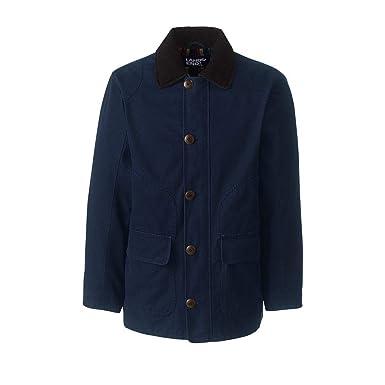 c852cd5b715 Lands  End Men s Barn Coat at Amazon Men s Clothing store