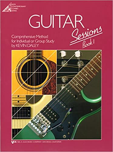 152GCT - Guitar Sessions Book 2 - Book and CD: Amazon co uk: Daley