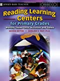 Reading Learning Centers for Primary Grades, Shirleen S. Wait, 0787975796