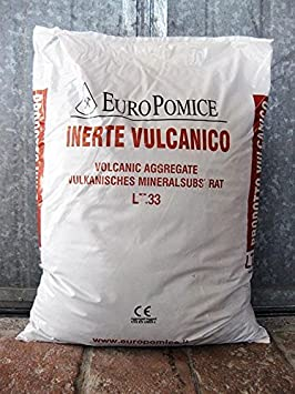 vulcaflor 0/10 mm (26 kg - 33 lt), Sustrato, Substrato vulcanico para plantas y flores: Amazon.es: Jardín
