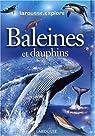Baleines et Dauphins par Tranier