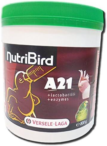 Nutribird A21 Papilla 800 gr: Amazon.es: Jardín