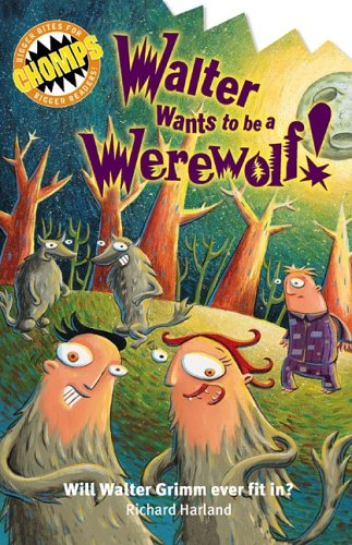 Download Walter Wants to be a Werewolf (Chomps) pdf
