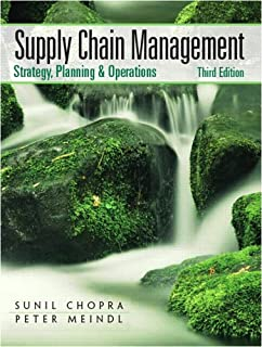 Supply chain management strategy planning and operation amazon supply chain management strategy planning and operation fandeluxe Images