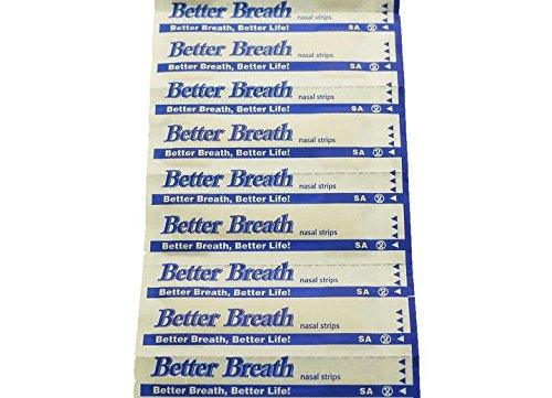 Generic Sleeping Aid Anti Snoring Apnea Stop Snore Better Breath Nasal Strips Size M Pack of 100pcs