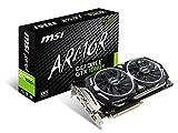 PC Hardware : MSI GAMING GeFroce GTX 1080 Ti 11GB GDRR5X DirectX 12 352-bit VR Ready Graphics Card (GTX 1080 TI ARMOR 11G OC)