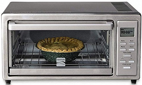 kenmore digital toaster oven - 1