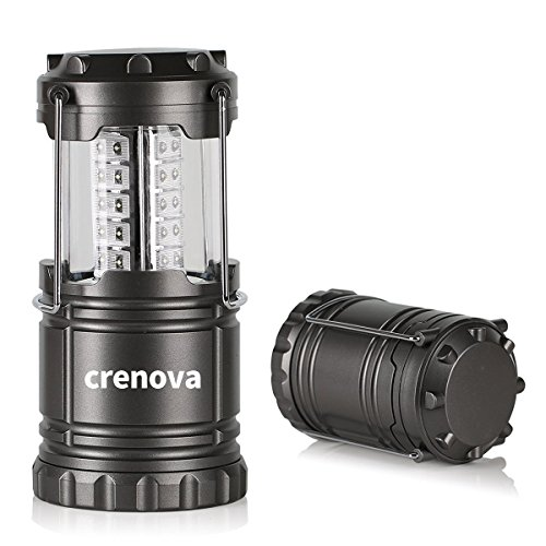 Price comparison product image Crenova portable folding 30LED lantern lightweight compact camp camp Explorer for continuous lighting 72 hours