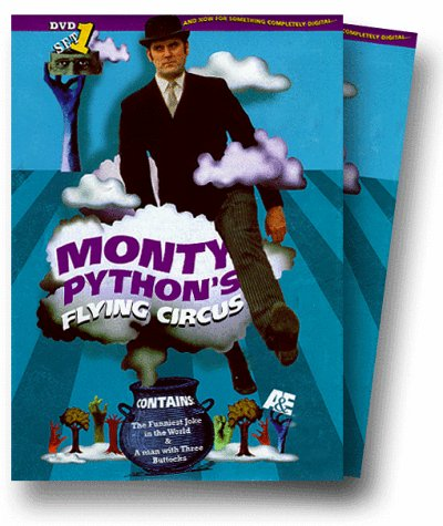 Monty Python's Flying Circus: Set 1, Episodes 1-6 by A&E