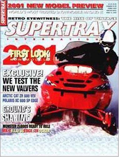 More Details about Supertrax International Magazine