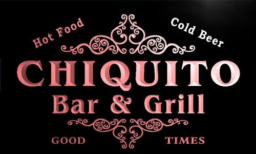 u07974-r-chiquito-family-name-bar-grill-cold-beer-neon-light-sign