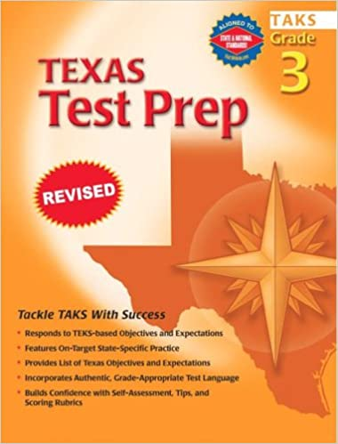 Book State Specific Test Prep-Texas