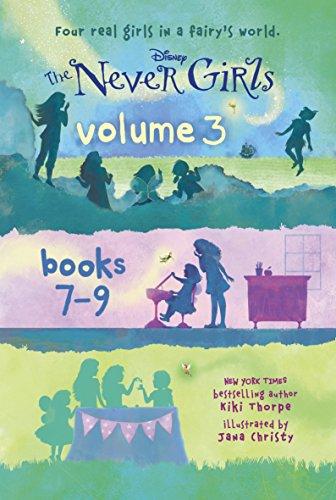 The Never Girls Volume 3: Books 7-9 (Disney: The Never Girls) ()