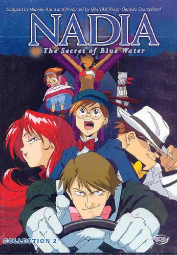 Nadia, Vol. 2: Secret of Blue Water Collection, used for sale  Delivered anywhere in USA