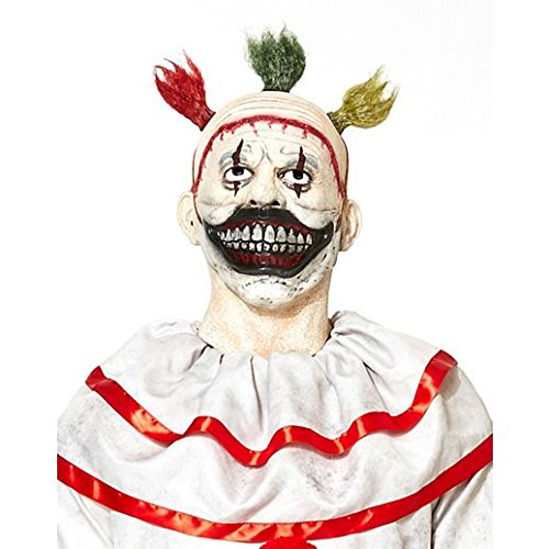 [Costume Beautiful Twisty Clown Mask American Horror Story Freak Show] (Twisty The Clown Costume Mask)
